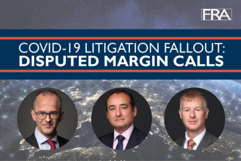 Covid 19 litigation fall out