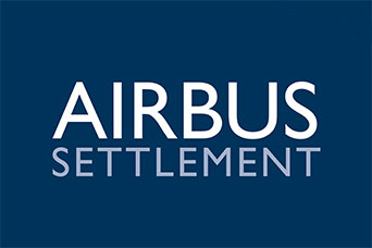 FRA leads global forensic investigation, supporting the Airbus €3.6bn global settlement