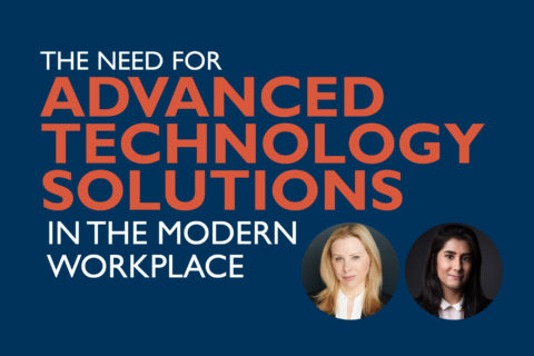 the need for advanced technology solutions