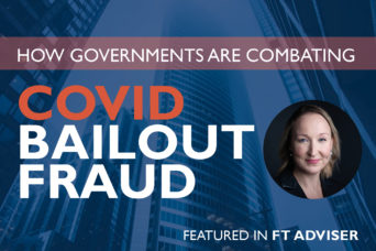 Covid bailout fraud