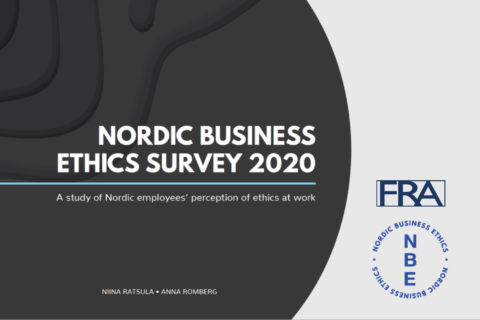 Nordic business ethics