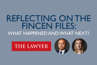 The Lawyer AM SW FinCen
