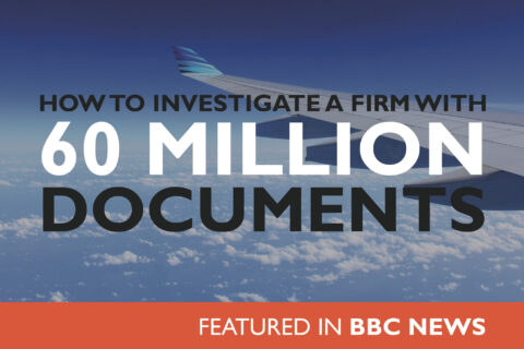 How to investigate a firm with 60 billion_BBC news_web