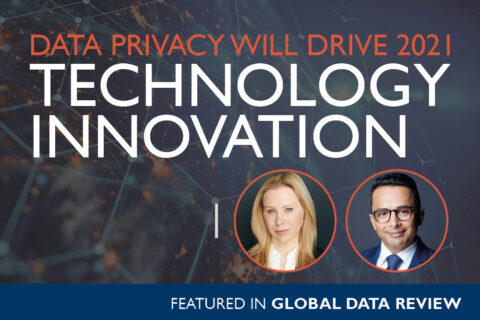 Data privacy will drive 2021 technology innovation