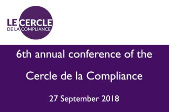 6th Annual Conference of the Cercle de la Compliance at the OECD