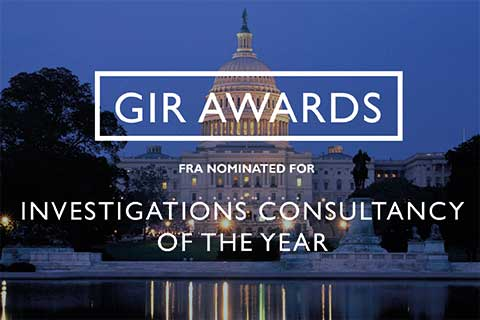 GIR Awards 2018 Investigations Consultancy of the Year