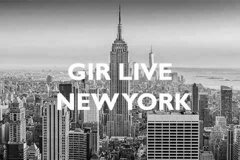 Annual GIR Live New York