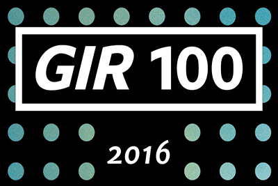 FRA has been featured in this year's GIR 100