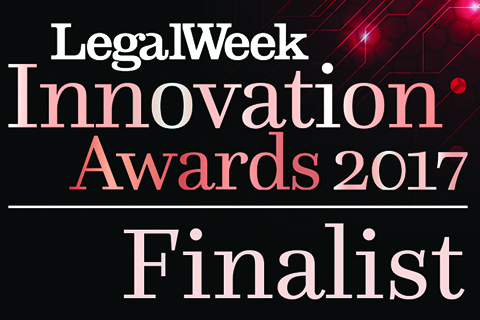 Legal week innovation awards technology