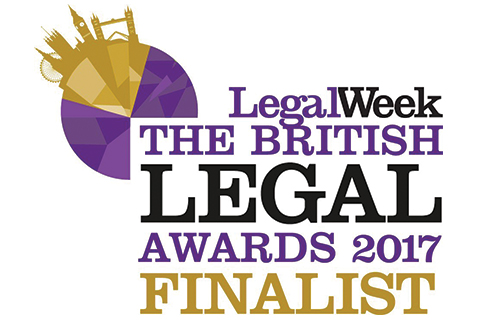 FRA Supplier of the Year Technology Legal Week Awards