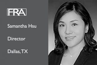 FRA welcomes Samantha Hsu as Director in the Forensic Accounting Team