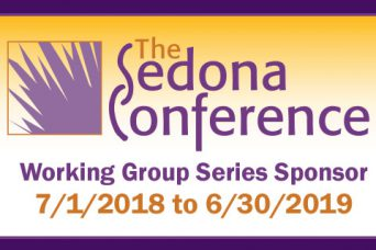 FRA's Lewis Ripple speaking at the Sedona Conference Working Group on Data Security and Privacy Liability 2018