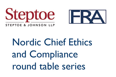 Cheif Ethics and Compliance round table series