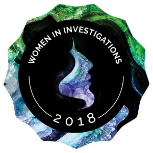 Women in Investigations 2018