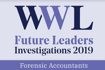 Who's Who Legal Investigations Forensic Accountants future leaders
