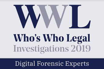 Who's Who Legal Digital Forensic Experts