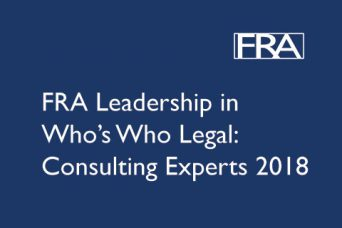 FRA WWL Consulting experts 2018