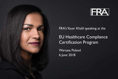 Yousr Khalil EU Healthcare Compliance Certification Program